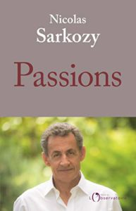 Passions – Nicolas Sarkozy – Éditions de l'Observatoire