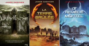 L'Epreuve – La Trilogie – James Dashner – Pocket Jeunesse