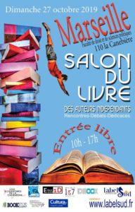 1er Salon du livre des auteurs indépendants – Marseille