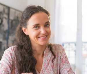 Échange avec: Anne Sylvie Pinel / Auteure