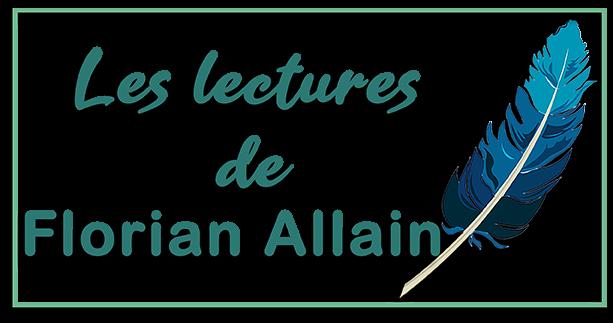 Les lectures de Florian Allain