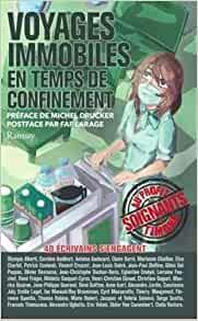 Voyages immobiles en temps de confinement – 40 auteurs – Éditions Ramsay !