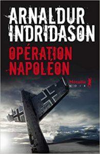 Opération Napoléon – Arnaldur Indridason – Éditions Métailié